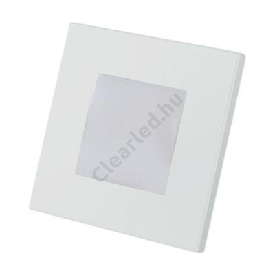 LUXERA 48320 STEP LIGHT 1W/60lm 4000W fehér lépcsővilágító