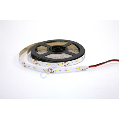 LED szalag beltéri IP20 SMD2835 60LED 4,8W/m meleg