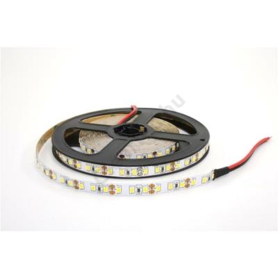 LED szalag beltéri IP20 SMD2835 120LED 9,6W/m meleg fehér
