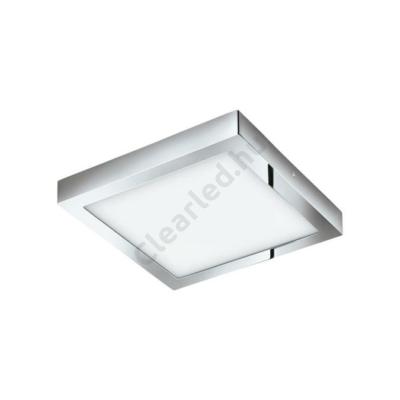 Eglo FUEVA 1 - IP44 LED falon kívüli lámpa króm 4000K