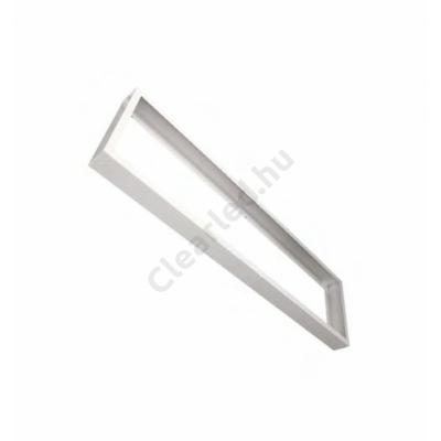 LED panel mennyezeti rögzítő keret, fehér 600X1200-as