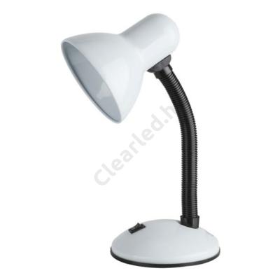 Rábalux Dylan asztali lámpa fehér E27