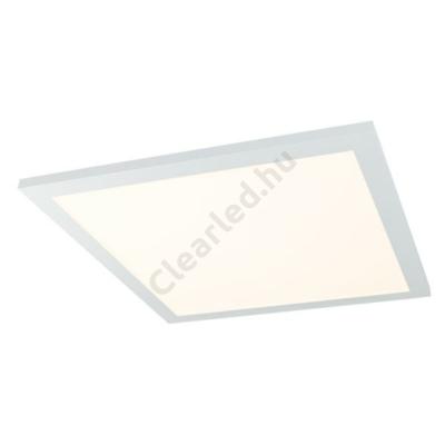 GLOBO 41604D2D ROSI mennyezeti LED panel, 450 x 450mm, 3000K, step vezérlés