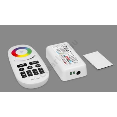 RGBW vezérlő szett (jeltovábbítással)