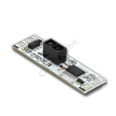 Profilba építhető kapcsoló infravörös érzékelővel
