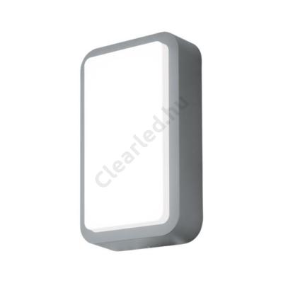 EGLO 95105 TROSONA kültéri fali lámpa, 12W, IP44, ezüst