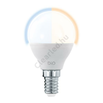 Eglo 11805 E14 P45 400 lm CCT dim. távirányítóval