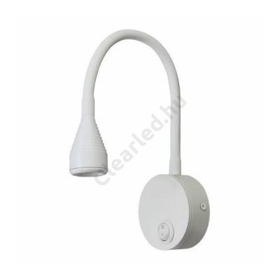 Strühm 03738 POLA LED olvasólámpa fehér 3,5W 4000K 245lm