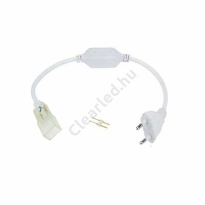 Optonica 6635 egyszínű LED flex neon dugvillás betáp 230V