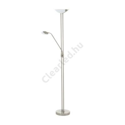 EGLO 93874 BAYA LED állólámpa 180cm matt nikkel