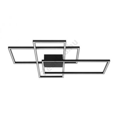 Nova Luce BILBAO LED mennyezeti lámpa fekete 55W 3000K