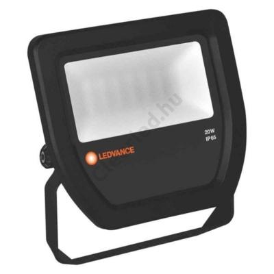 Osram LED fényvető fekete 20W 3000K IP65 2100lm 5év garancia
