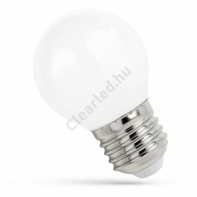 Spectrum LED WOJ14399 filament matt kisgömb E27 6W 4000K 800lm