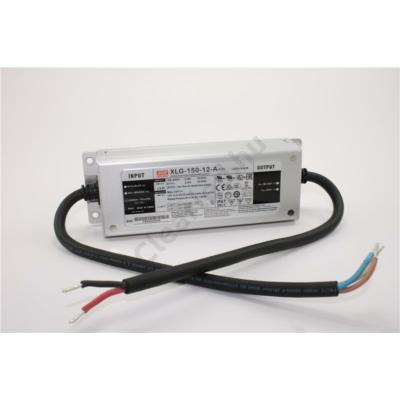 Mean Well XLG-150-24-A LED tápegység 150W fémházas