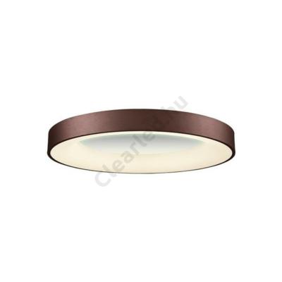 LUXERA 18401 GENTIS mennyezeti lámpa LED 50W 4000K kávébarna