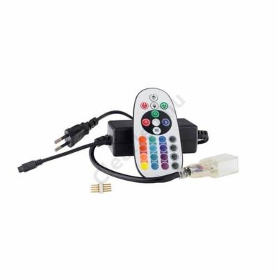 Optonica OT6638 LED RGB dugvillás betáp és vezérlő flex neonhoz