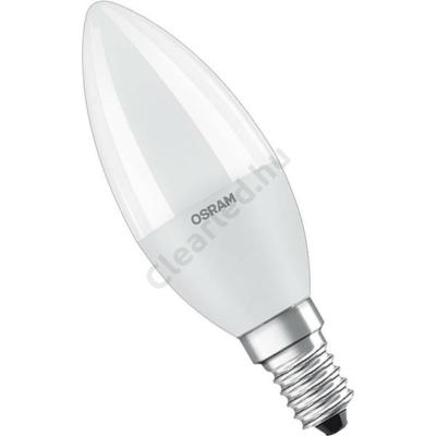 Osram E14 7W 806lm 4000K LED gyertya