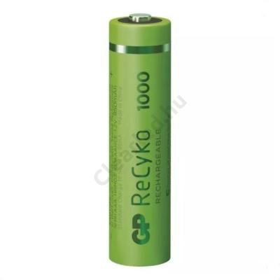 GP B2111V akkumulátor, 1000mAh, AAA, LR03