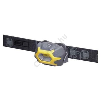 EMOS P3532 fejlámpa, 1 COB LED, 3W, 3xAAA