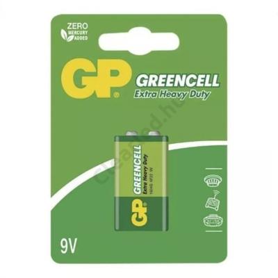 GP B1251 GREENCELL 9V elem