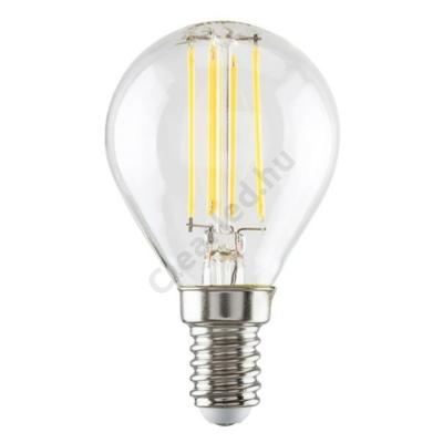 Rábalux 1694 filament kisgömb, E14, 4W, 4000K, 470lm