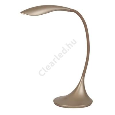 Rábalux 4167 DOMINIC LED íróasztali lámpa, 4,5W, pezsgő