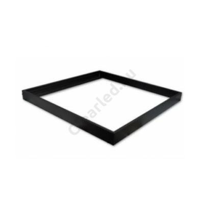 LED panel kiemelő keret 600X600-as fekete