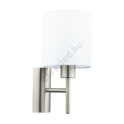 EGLO 94924 PASTERI textil fali lámpa