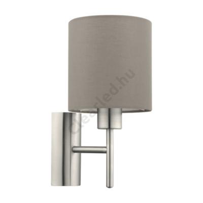 EGLO 94925 PASTERI textil fali lámpa