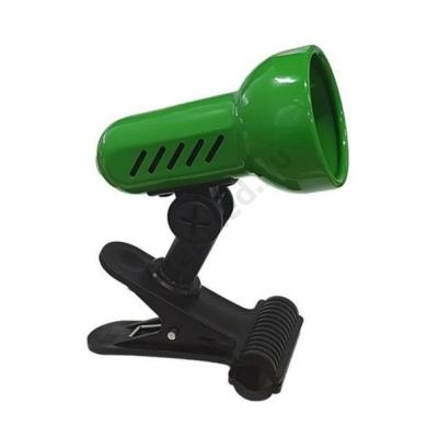 LUXERA 20050 METRO csiptethető lámpa zöld E14