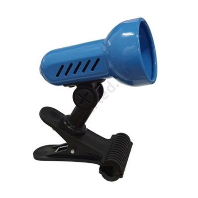 LUXERA 20052 METRO csiptethető lámpa kék E14