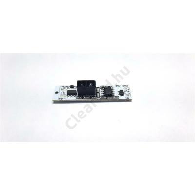 Alu profilba beépíthető kapcsolós fényerőszabályzó infravörös érzékelővel, 8A