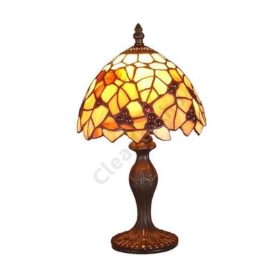 LUXERA 69 Tiffany asztali lámpa, E14