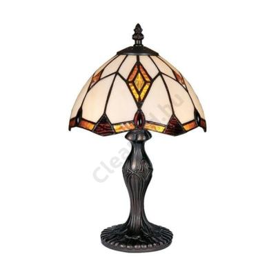 LUXERA 84 Tiffany asztali lámpa, E14